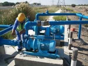Модернизация водоснабжения