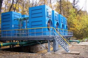 Промышленное водоснабжение. Малогабаритные градирни.