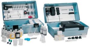 Набор тестов для экспресс-анализа воды
