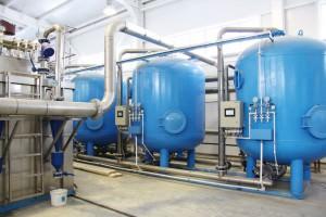 Промышленное водоснабжение. Очистка воды