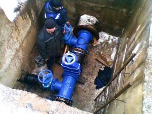 Наружное водоснабжение