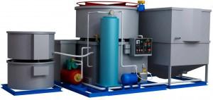 Промышленное водоснабжение. Оборотные системы.