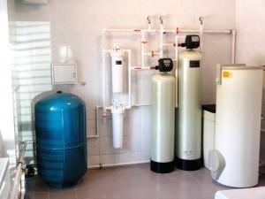 Водоснабжение частного дома. Очистка воды