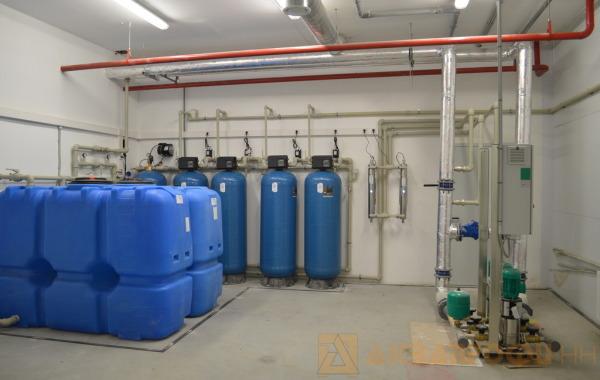 Комплексная система очистки воды