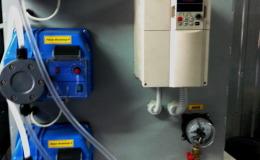Насосы-дозаторы, для промывки мембран
