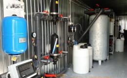 Водоподготовка контейнерного типа
