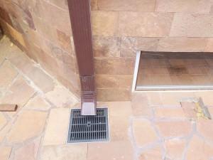 Точечная система ливневой канализации