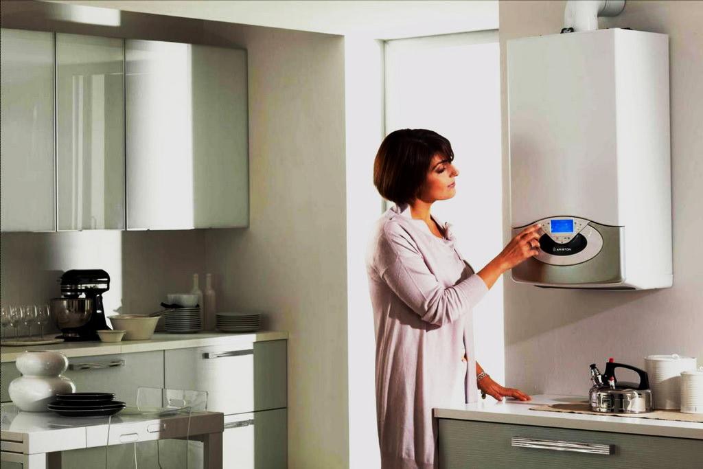 как работает индивидуальное отопление в квартире