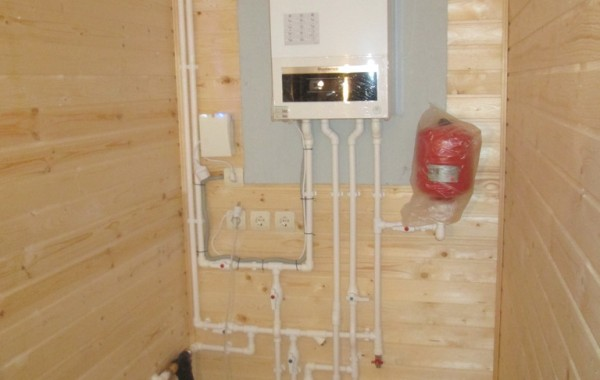 Индивидуальное отопление жилого дома
